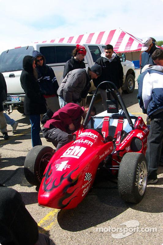 Cornell - 2002 overall winner