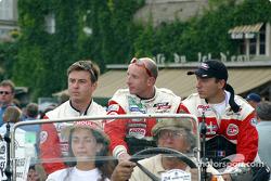 Christophe Bouchut, David Therrien and Patrice Goueslard
