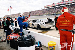 Pitstop for Norm Benning