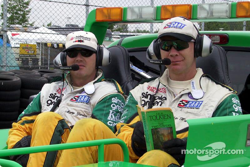 CART safety crew