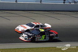 Terry Labonte and Brett Bodine