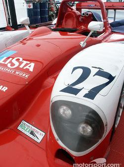 Doran Racing's Judd-powered Dallara