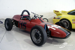 Formula Vee in G & W Shop