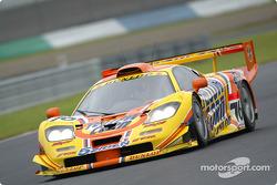 McLaren F1GTR  (GT500), Noki Hattori, Eiichi Tajima