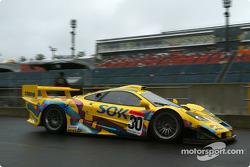 McLaren F1 GTR, Hideki Okada, Haruki Kurosawa
