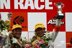 3rd #76 McLaren F1 GTR, Naoki Hattori, Eiichi Tajima