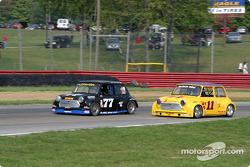 Joe Huffaker and Doug Peterson