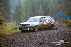 #201  Todd Hartmann, Shawn Callahan, Bothell, WA/Seattle, WA, '92 golf GTI