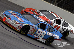 Kasey Kahne and Josh Richeson