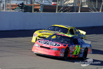 Jeff Green and Dave Blaney