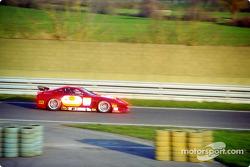 Wieth Racing testing