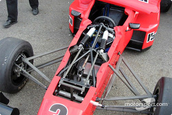 The SCCA Enterprises Formula Sports Racer