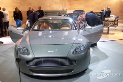 Aston-Martin V8 Vantage prototype