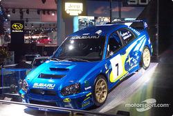 WRC Subaru Impreza