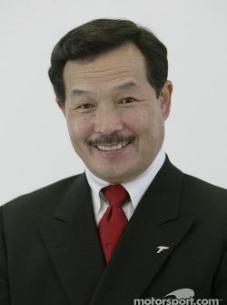 Eiji Nagano, General Manager Motorsport Business Management
