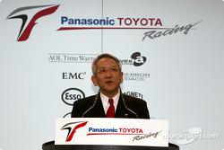 Tsutomu Tomita - Chairman
