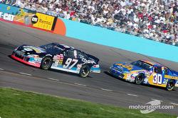 Kurt Busch and Jeff Green
