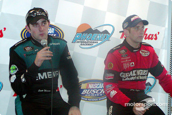 Scott Wimmer and Greg Biffle
