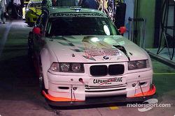 BMW M3 of Capuava Racing Team