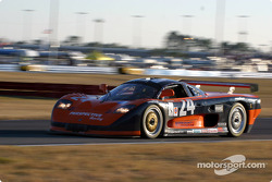 #24 Perspective Racing Mosler MT900R: Jérôme Policand, Michel Neugarten, Andy Wallace, Joao Barbosa