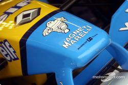 Renault nose cone