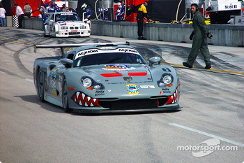 #6 Gunnar Racing Porsche GT1: Gunnar Jeannette heads to starting grid