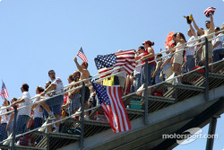 Patriotism at Martinsville