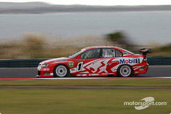 Mark Skaife stretching his lead