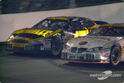Matt Kenseth and Mike Skinner