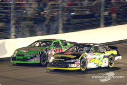 Bobby Labonte and Jamie McMurray