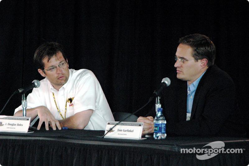 J. Douglas Boles and Tom Garfinkel