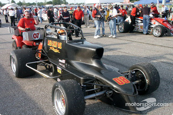 Dan Drinans Chevy-powered Drinan chassis