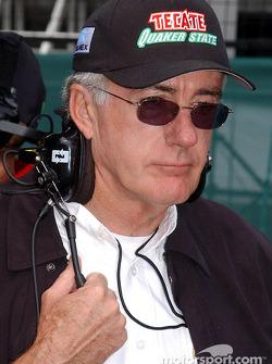 Fernandez Racing co-owner Tom Anderson