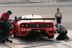 #33 Scuderia Ferrari of Washington