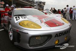 #95 Risi Competizione Ferrari 360 Modena