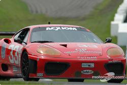 Scuderia Ferrari out to turn nine