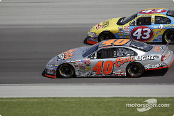 Sterling Marlin and Christian Fittipaldi