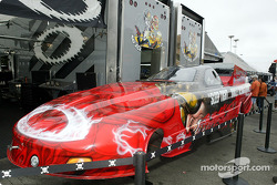 Scotty Cannon's car