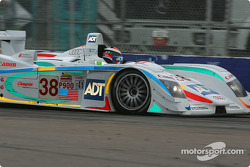 #38 Champion Racing Audi R8: J.J. Lehto, Johnny Herbert