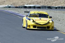 #60 P.K. Sport Porsche 911 GT3RS: Robin Liddell, Alex Davison