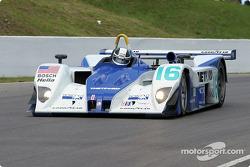 #16 Dyson Racing Team Lola EX257/AER MG: James Weaver, Butch Leitzinger