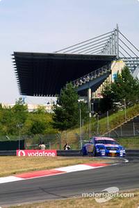 DTM Fotos - Karl Wendlinger, Abt Sportsline, Abt-Audi TT-R 2003