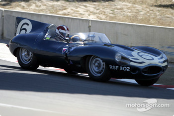 #6 1956 Jaguar D-Type