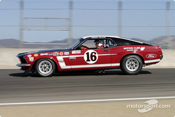 #16 1969 Boss 302 Mustang