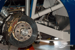 Brakes are a factor at the Glen