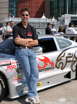 MotoRock Trans-Am Tour presentation: Scott Pruett
