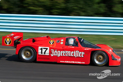 #17 1985 Porsche 962, owned by Bill Hawe