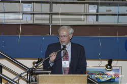 IMRRC - Auction - Bill Preston says a few words