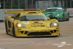 #2 Konrad Motorsport Saleen S7R: Franz Konrad, Robert Nearn