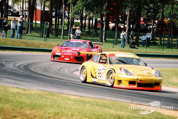 #98 Schumacher Racing Porsche GT3 RS: Larry Schumacher, B.J. Zacharias